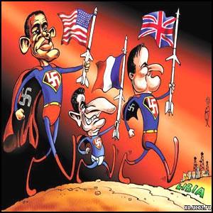 Правда о Ливии