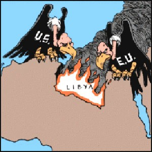 Дары западной демократии Ливии