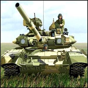 Русские танки – лучшие в мире!