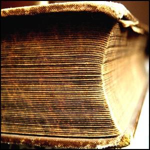 Как творили книги наши предки