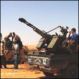 НАТО демократически убивает ливийцев
