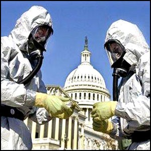Био-терроризм в США