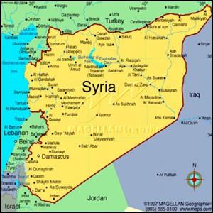 Что на самом деле происходит в Сирии?