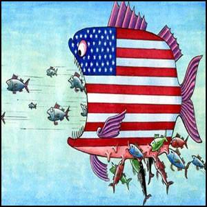 США – страна шулеров и аферистов