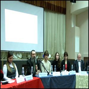 Конференция о геноциде русов в Костроме