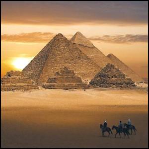 Пирамиды – это не гробницы!