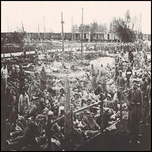 Уничтожение пленных русов в Польше