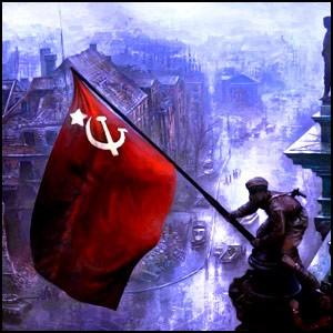 Красная Армия в Европе в 1945 году