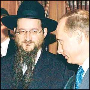 Тихая оккупация России иудеями