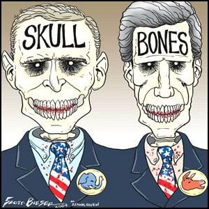 «Череп и Кости» – основа демократии США