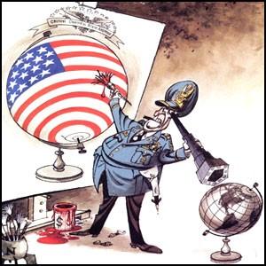 Зверства американцев в России