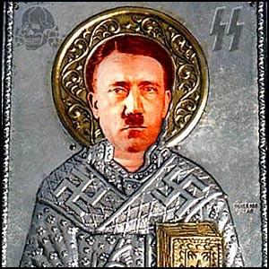 В Эстонии канонизировали Гитлера