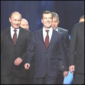 Россией правят кланы, мафия, бандиты и ОПГ