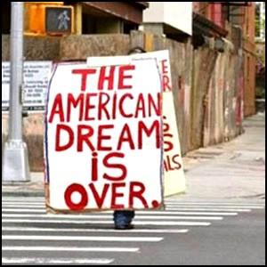 Америка – страна нищих и рабов