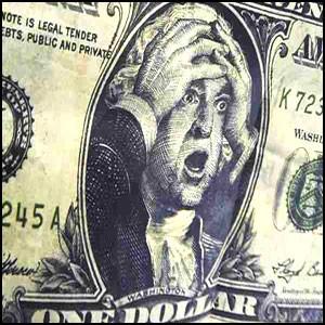 Как прикончить доллар