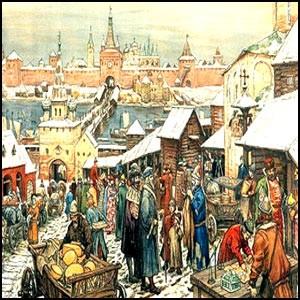 Русь была богаче Запада