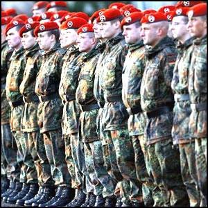 Про доблестную немецкую армию