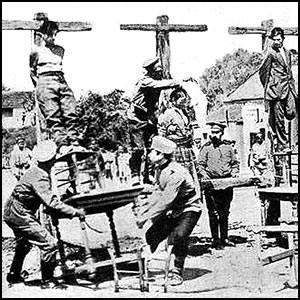 Талергоф и Терезин – концентрационные лагеря для Русских
