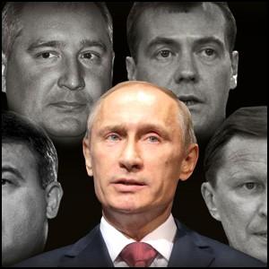 В России разгорается борьба кланов