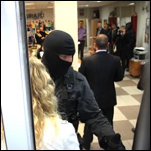 Полиция терроризирует граждан
