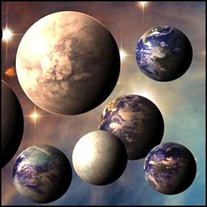Найдены семь сестёр Земли
