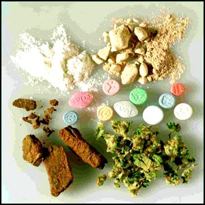 Нас заваливают наркотиками!