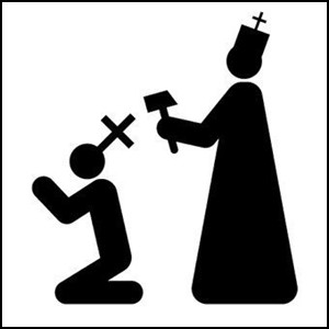 Светская страна больна религией