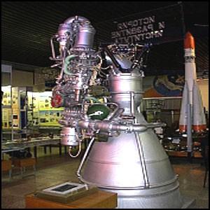 Откуда на их ракете наш супердвигатель?