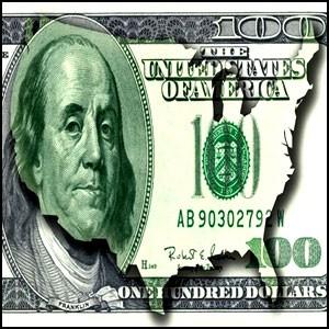 Доллар США – это бумажная кукла!