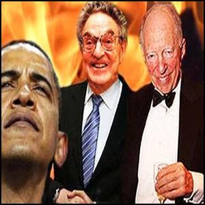 Мировая финансовая мафия корректирует план по переделу мира на свой вкус…