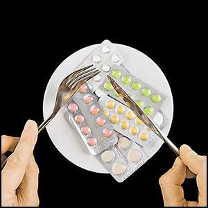 В продуктах здорового питания токсинов не меньше, чем в остальной еде…
