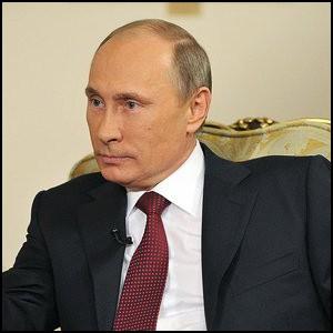 Президент В.В. Путин дал интервью немецкой телерадиокомпании ARD