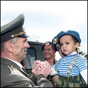 Полковник Леонид Хабаров – достойный сын великой Руси