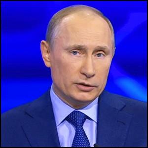 Президент России Владимир Путин отвечает на вопросы граждан