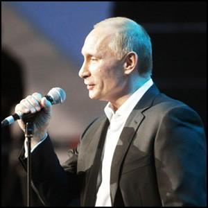 Русь до сих пор жива, благодаря Владимиру Путину