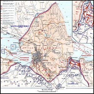 Загадки блокады Ленинграда