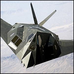 Невидимки сбивали, как и обычные самолёты, только американцы скрывали это