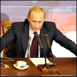 Путин начал очищение госаппарата от агентов сионистской мафии