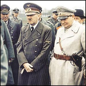 Вторая Мировая Война была развязана сионизмом против славян