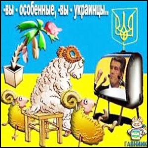 Парадоксы украинского бытия