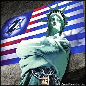 Коррупция в Америке абсолютна! Это основа паразитического, сионистского государства