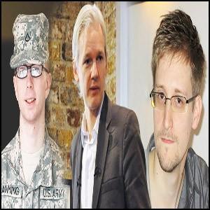 Сноуден, Ассанж, Мэннинг