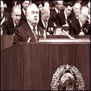 В СССР, построенном сионистами, коррупция была на высоте