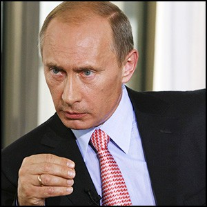 Владимир Путин: Война на два фронта…