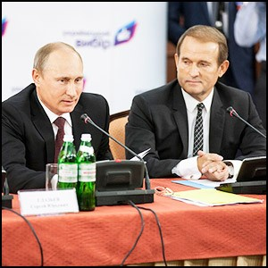 Киевский сюрприз Владимира Путина