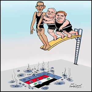 Пусками ракет Израиль пытался толкнуть США к военным действиям