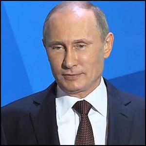 Владимир Путин на «Валдае»