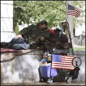 Америку погружают в бедность