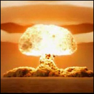 Сразу после изобретения, сионисты попытались присвоить ядерное оружие