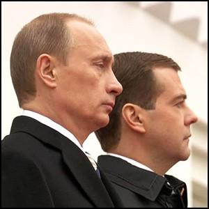 Двоевластие и борьба в России